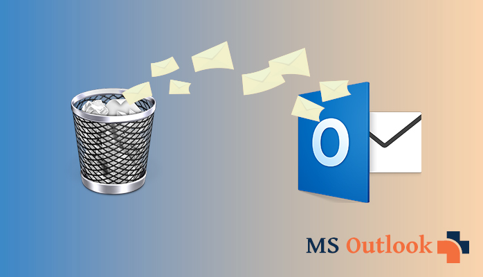 recover deleted items in outlook